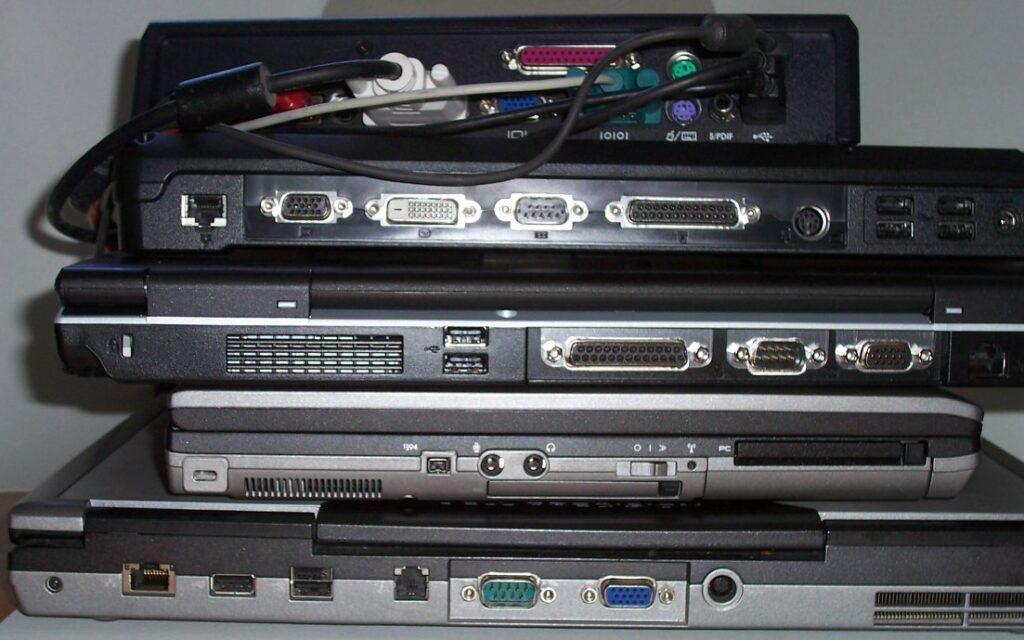 Computer-connector-sockets